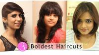 News video: 3 Bold Haircuts for Women