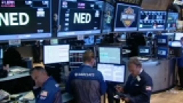 News video: Stocks end worst month since May 2012